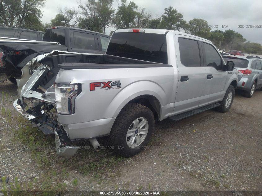 2016 Ford F150 | Vin: 1FTEW1EG3GKD90526