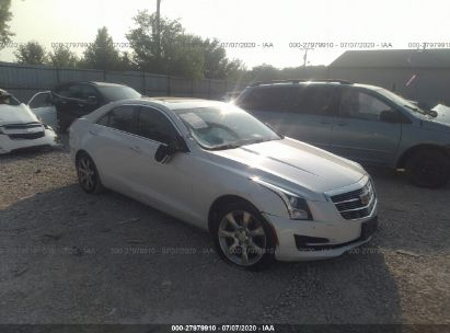 2016 CADILLAC ATS SEDAN LUXURY