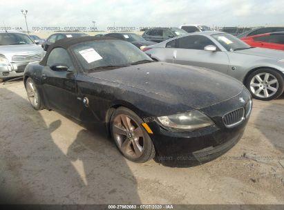 2006 BMW Z4 3.0