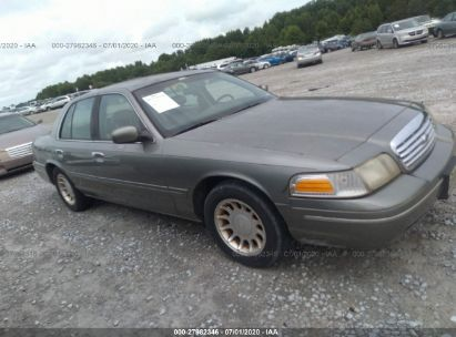 2000 FORD CROWN VICTORIA LX
