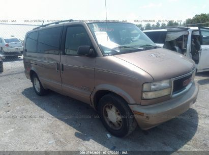 1997 GMC SAFARI XT