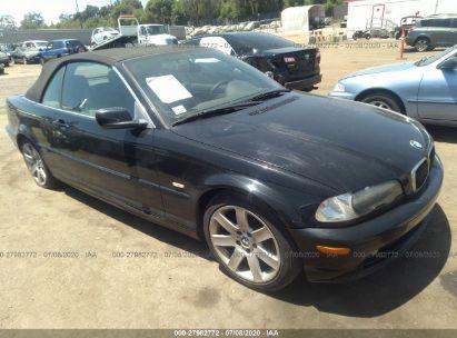 2001 BMW 3 SERIES CI