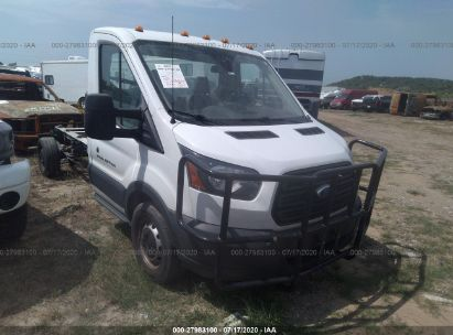 2016 FORD TRANSIT CHASSIS CAB