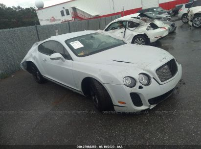 2010 BENTLEY CONTINENTAL SUPERSPORTS SUPER SPORT