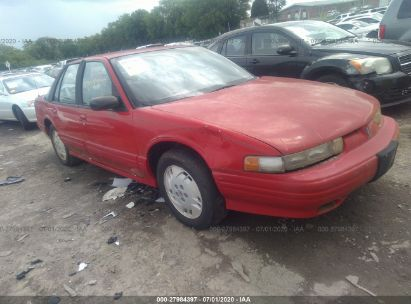 1997 OLDSMOBILE CUTLASS SUPREME SL