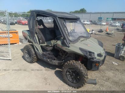 2018 CAN-AM COMMANDER 800R/800R DPS