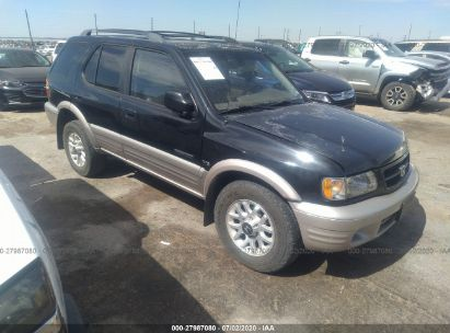 2000 HONDA PASSPORT EX/LX