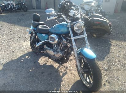 2011 HARLEY-DAVIDSON XL883 L