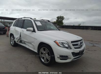 2014 MERCEDES-BENZ GLK 250 BLUETEC