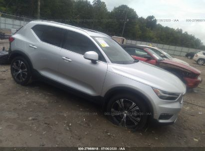 2019 VOLVO XC40 INSCRIPTION