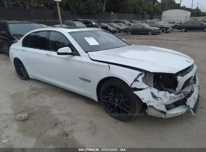 2014 BMW 740 LI