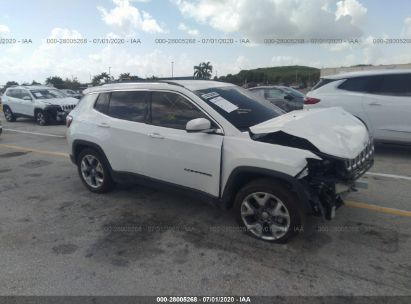 2019 JEEP COMPASS LIMITED