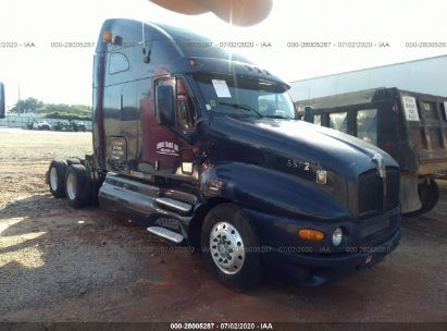 2007 KENWORTH CONSTRUCTION T2000