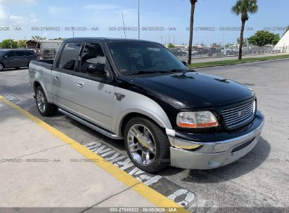 2003 FORD F150 SUPERCREW HARLEY DAVIDSON