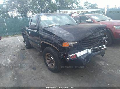 2005 GMC SIERRA 1500 K1500