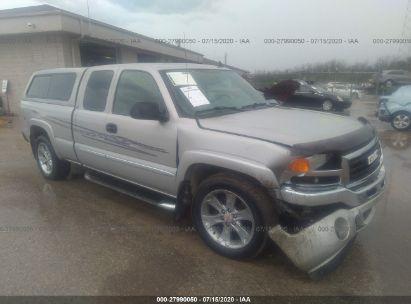 2006 GMC SIERRA 1500 K1500