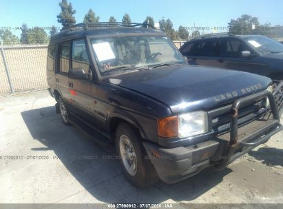 1998 LAND ROVER DISCOVERY LE/LSE
