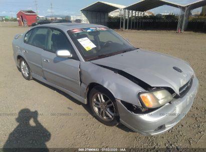 2003 SUBARU LEGACY SEDAN GT