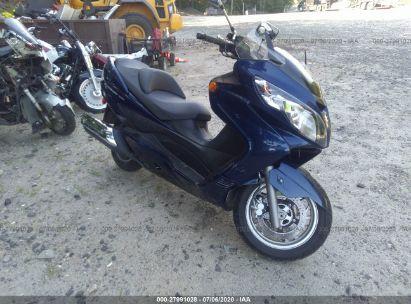 2007 SUZUKI AN400