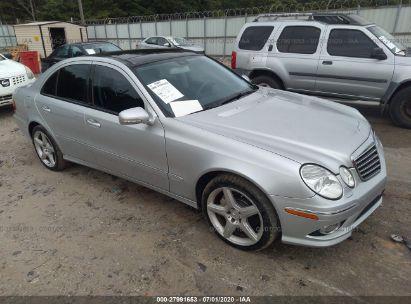 2009 MERCEDES-BENZ E 550
