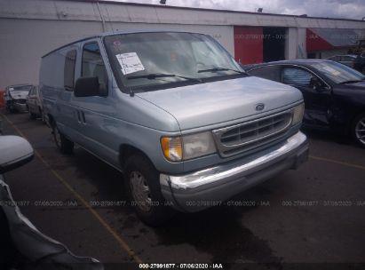 1999 FORD ECONOLINE CARGO VAN E150 VAN