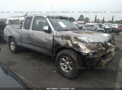 2006 TOYOTA TUNDRA ACCESS CAB SR5