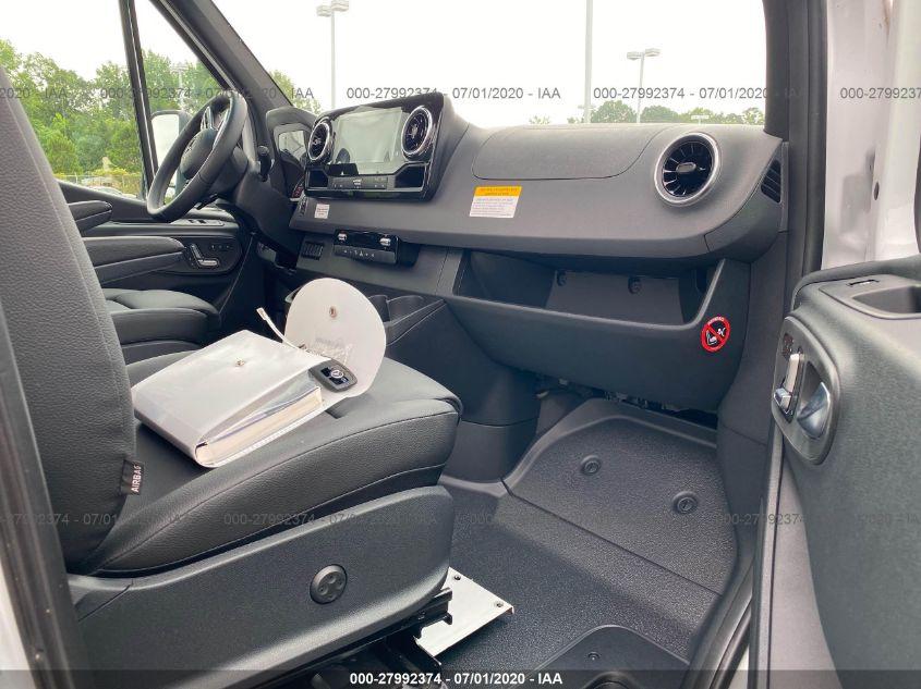 2019 Mercedes SPRINTER | Vin: WDAPF4CD6KN016148