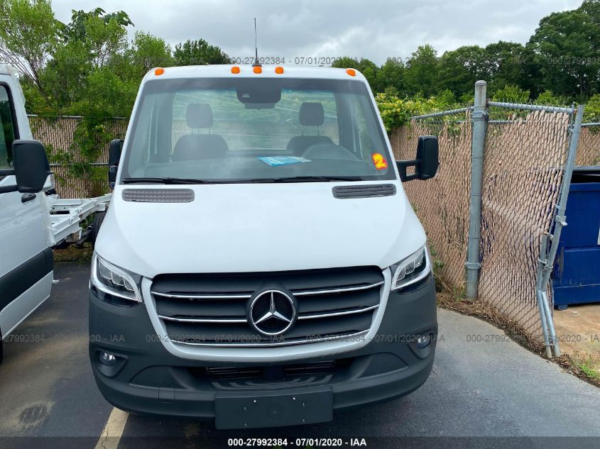 2019 Mercedes SPRINTER | Vin: WDADF4CD7KN020922