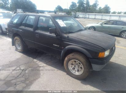 1994 HONDA PASSPORT EX/LX/LXP/EXT