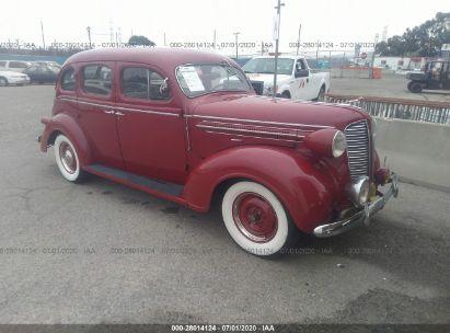 1937 DODGE D-SERIES