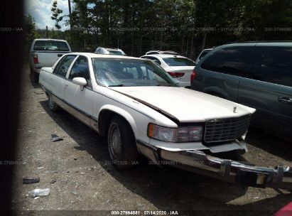 1993 CADILLAC FLEETWOOD CHASSIS