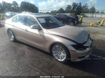 2013 BMW 3 SERIES I