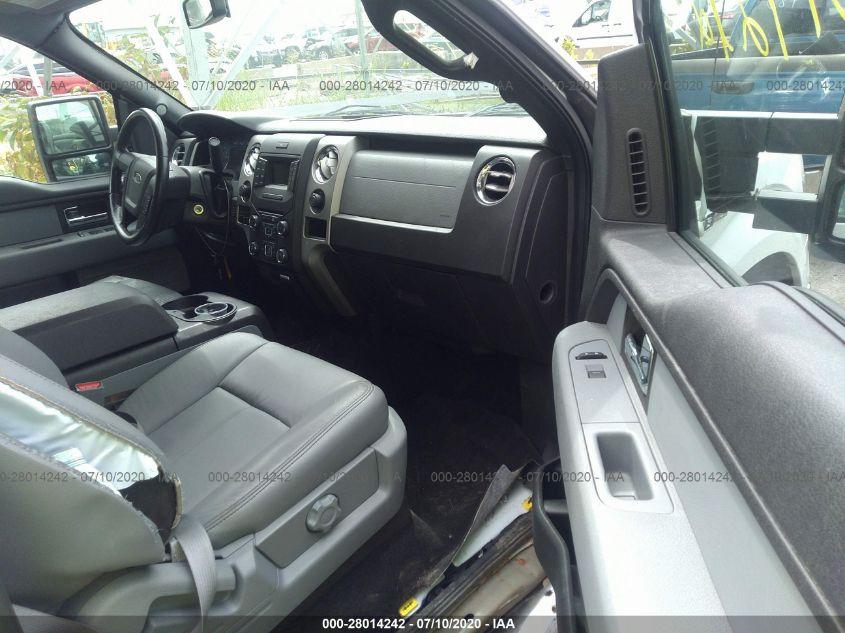2014 Ford F-150   Vin: 1FTFW1ET0EFB30785