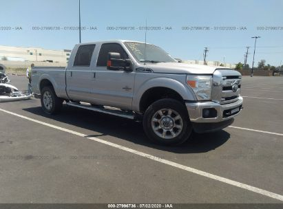 2012 FORD F250 SUPER DUTY
