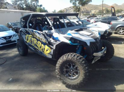 2016 CAN-AM MAVERICK MAX 1000R TURBO/X DS/RS