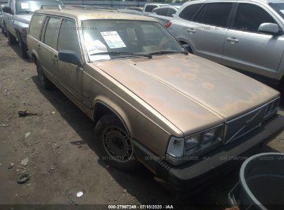 1986 VOLVO 740 GLE