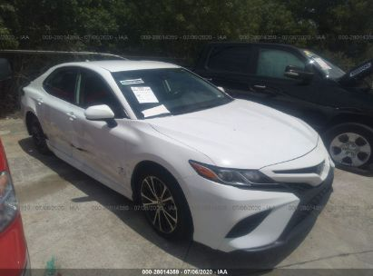 2019 TOYOTA CAMRY L/LE/XLE/SE/XSE