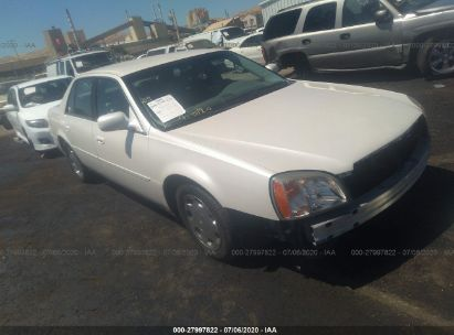 2000 CADILLAC DEVILLE DHS DHS