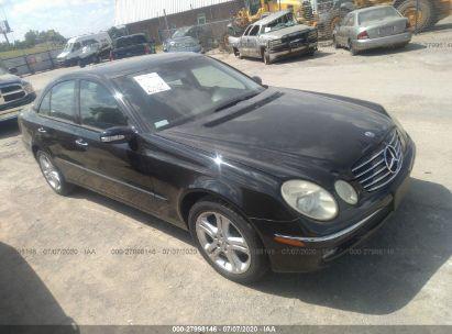 2004 MERCEDES-BENZ E 500