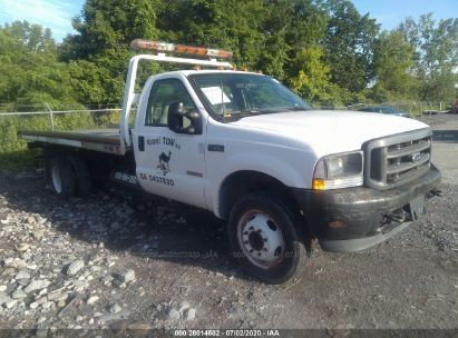 2003 FORD F550 SUPER DUTY