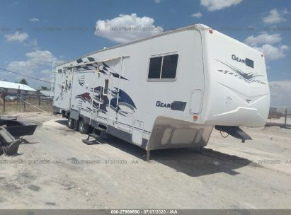 2007 FLEETWOOD GEAR BOX FIFTH WHEEL