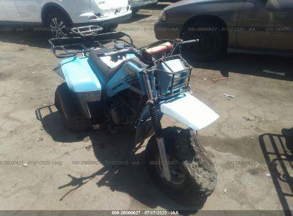 1984 YAMAHA TRI MOTO