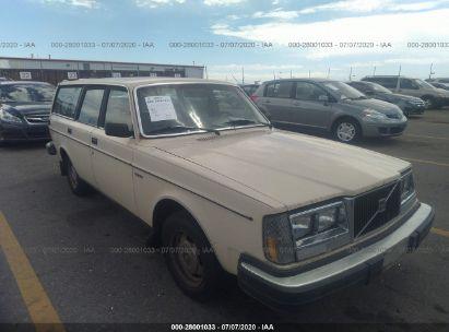 1982 VOLVO 245 DL
