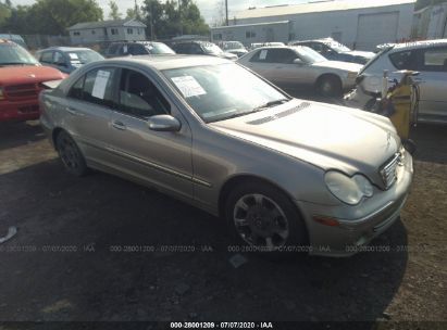 2006 MERCEDES-BENZ C GENERATION 2006 280 4MATIC