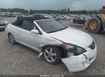 2006 TOYOTA CAMRY SOLARA V6