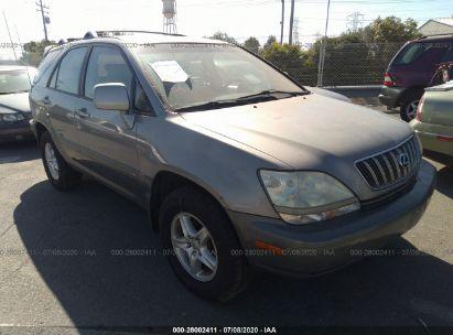 2002 LEXUS RX 300 300