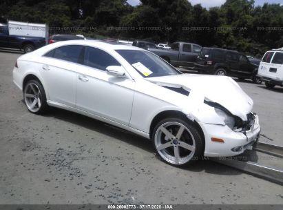 2009 MERCEDES-BENZ CLS 550