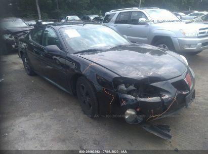2005 PONTIAC GRAND PRIX GT