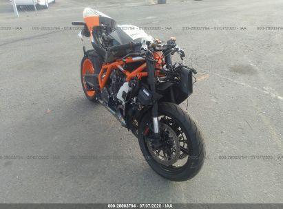2012 KTM 1190 RC8