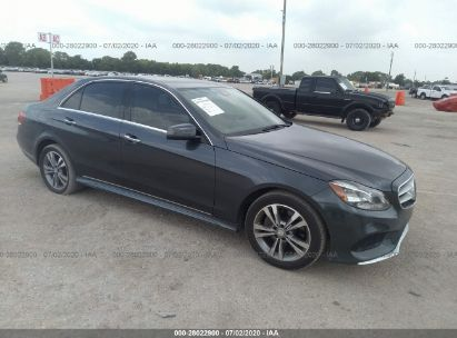 2014 MERCEDES-BENZ E 250 BLUETEC